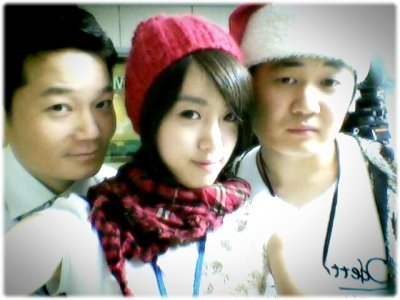 Eunjung with Coffee House Crews_1