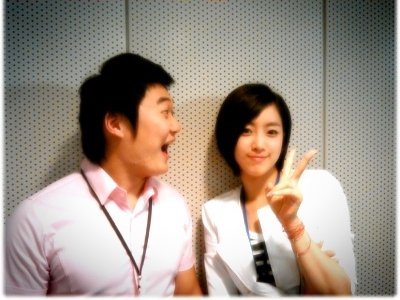 Eunjung with Coffee House Crews_4