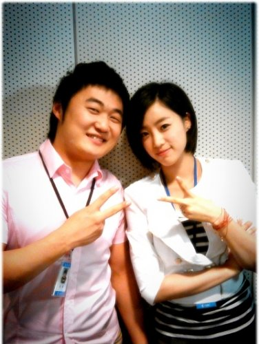 Eunjung with Coffee House Crews_3