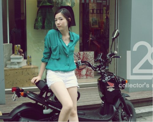 Hwayoung modelling for L29 (2009)