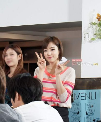 Eunjung with Moon Brothers (3)
