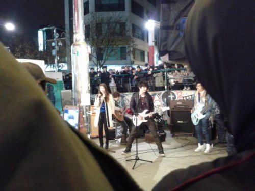 Fantaken - Dream High 2 Filming - Jiyeon -- 006