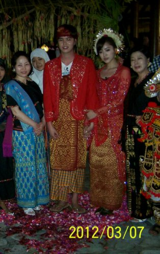 Indonesian marriage 7 (03/07)