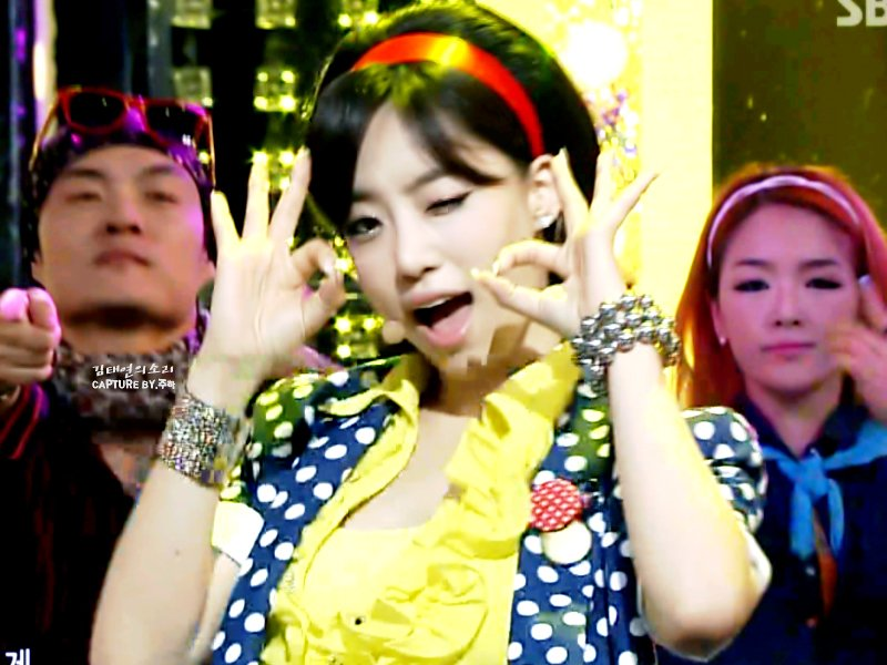 T-ara Roly Poly @ SBS INKIGAYO(07/10)_15