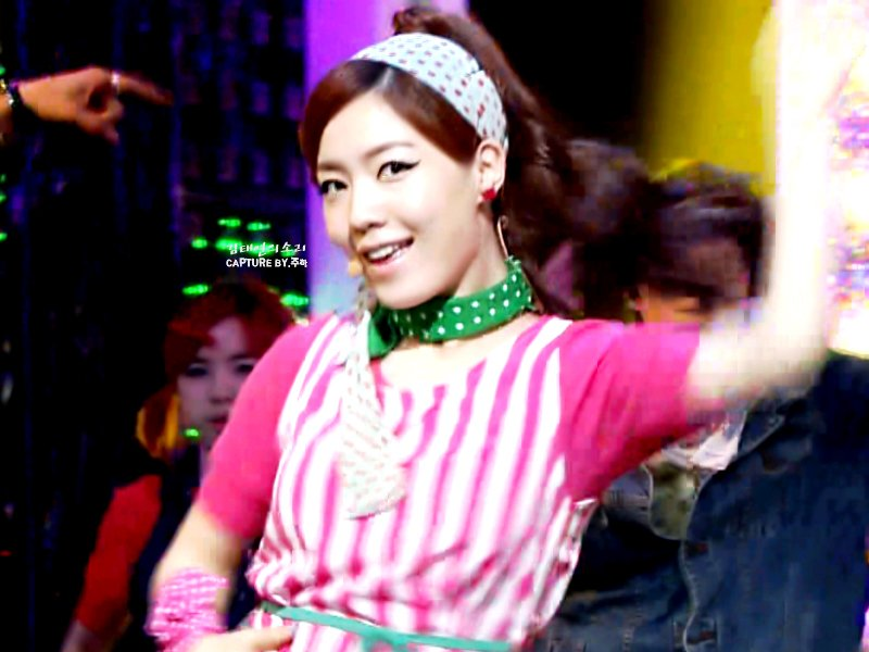 T-ara Roly Poly @ SBS INKIGAYO(07/10)_18