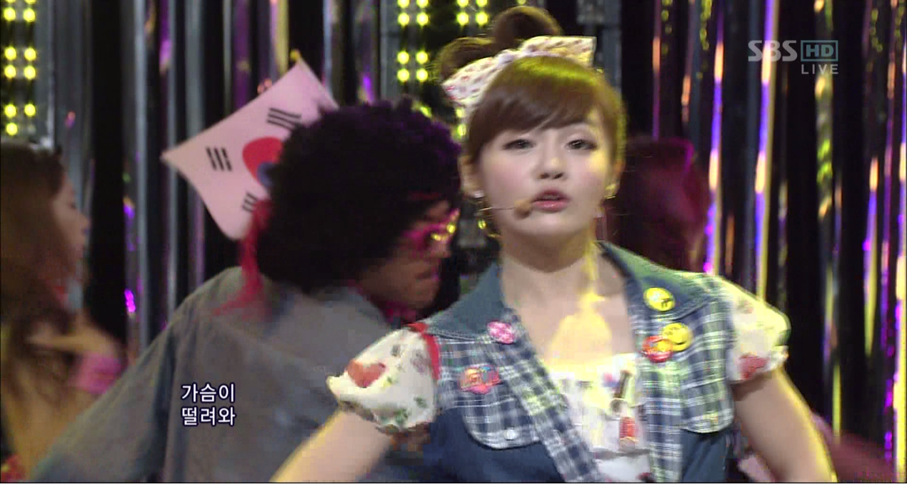 T-ara Roly Poly @ SBS INKIGAYO (07/10)_8