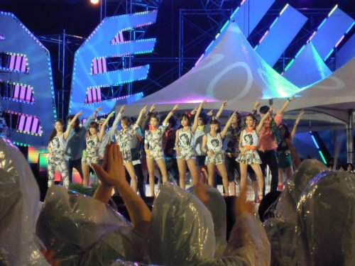 KBS Open Concert in Ansan (07/16) - 2