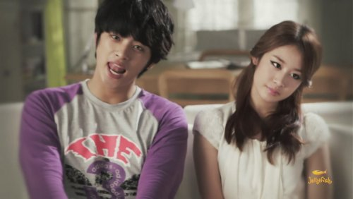[TIARADIADEM.COM] Jiyeon In Shake It Up MV   Shake It Up   Seo In Guk (29)(08/10)