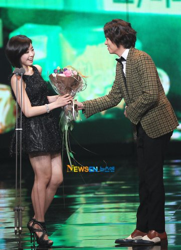 2011 MBC Drama Awards (12/30) -- 035