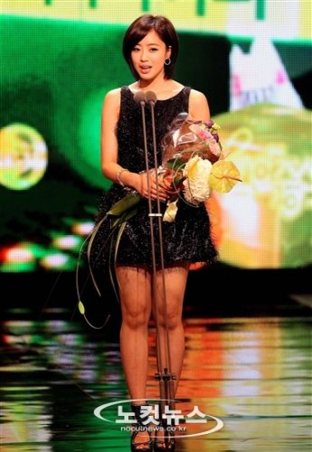2011 MBC Drama Awards (12/30) -- 030