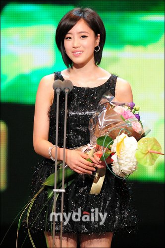 2011 MBC Drama Awards (12/30) -- 032