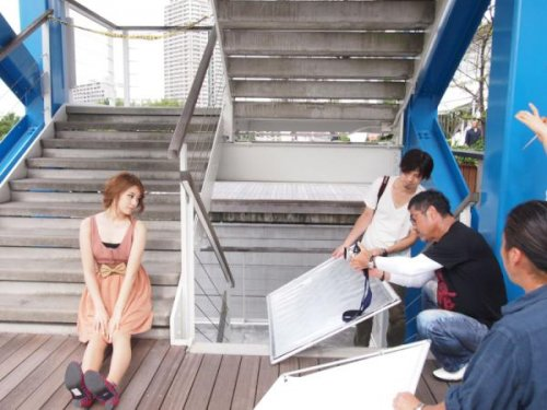 [PICS] Making of Photo-book 'Sparkle' (03/16)