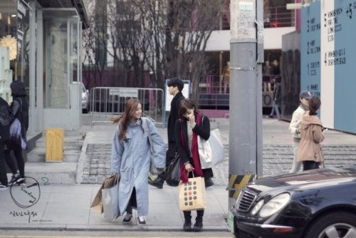 T-ara at CF Shooting (12/03/31)