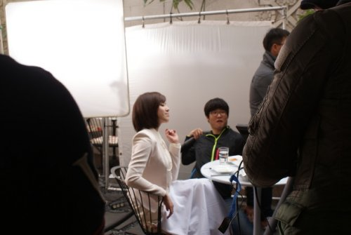 KDB Daewoo Securities CF Shooting (35)