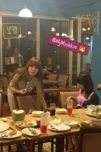 [TIARADIADEM.COM] T Ara At Thai Restaurant (04.10)040