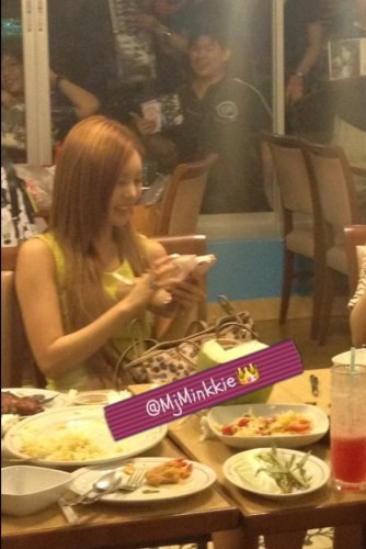 [TIARADIADEM.COM] T Ara At Thai Restaurant (04.10)051