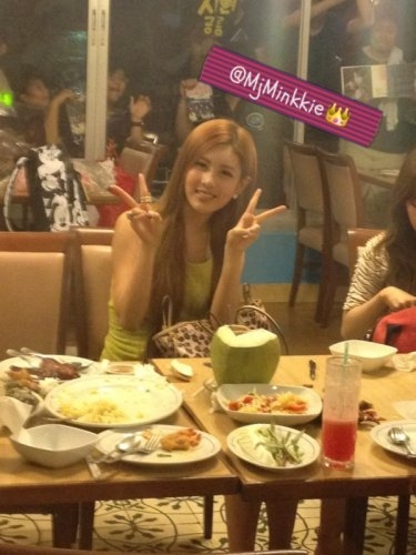 [TIARADIADEM.COM] T Ara At Thai Restaurant (04.10)046