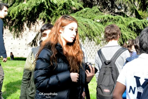 [TIARADIADEM.COM] T Ara  On street In Milan, Italy By Ryukiri (16)