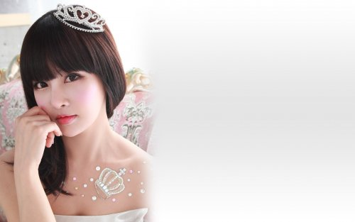 Boram - Jewelry Box Wallpaper (05/18)