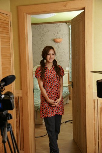 Ivy Shooting BTS (05/2012)