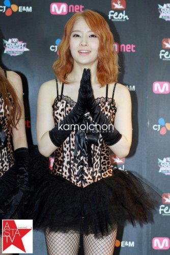MNET Thailand Press Conference (10/05) -- 025