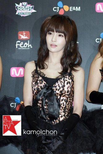 MNET Thailand Press Conference (10/05) -- 023