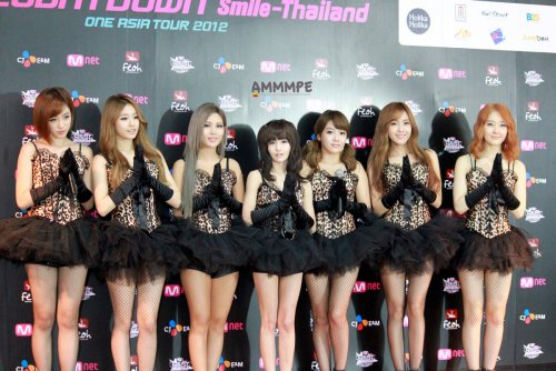 MNET Thailand Press Conference (10/04) -- 036
