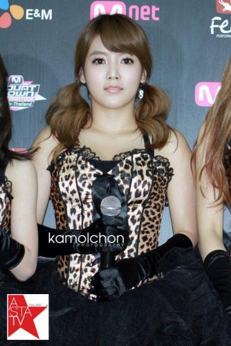MNET Thailand Press Conference (10/05) -- 028