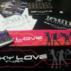 Sexy Love (Japanese ver.) Various merch