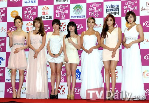 20th Korean Culture & Entertainment Awards (12/2012)