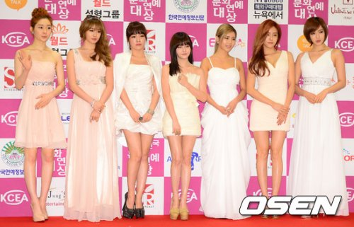 T-ara @ 20th Korean Culture & Entertainment Awards (11)