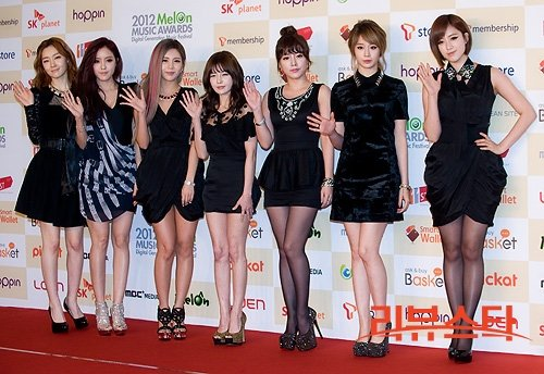 2012 Melon Music Awards (12/2012)