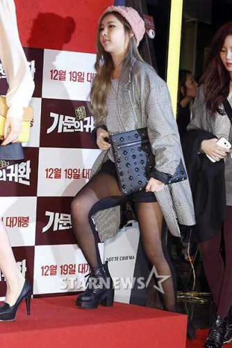 "T-ara at ""Marrying the Mafia 5: Return of the Family"" VIP Premiere (62)"