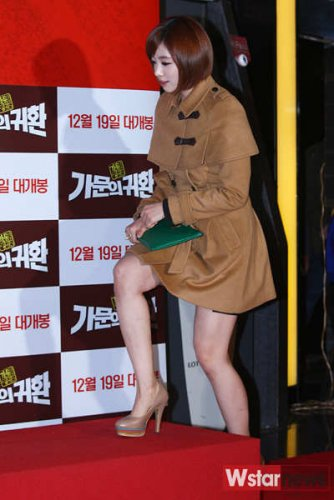 "T-ara at ""Marrying the Mafia 5: Return of the Family"" VIP Premiere (46)"