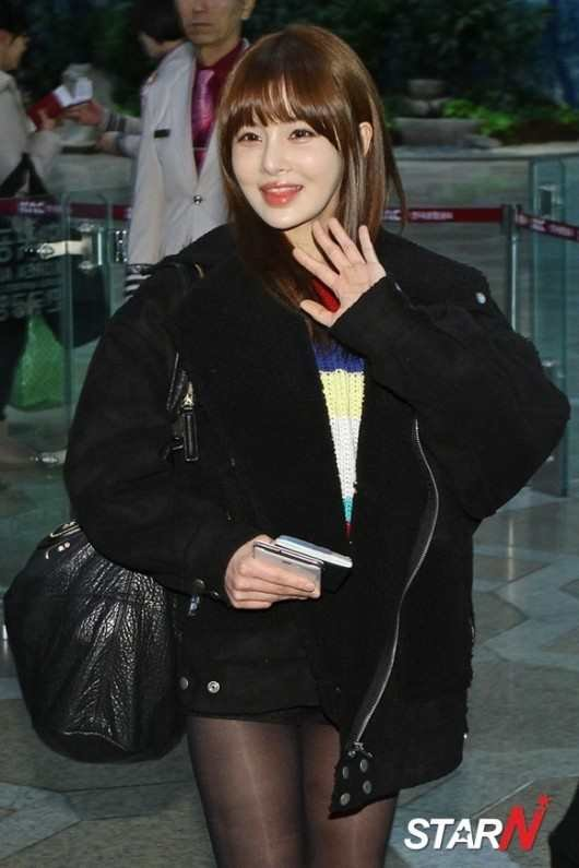 Gimpo Airport to Japan (36)
