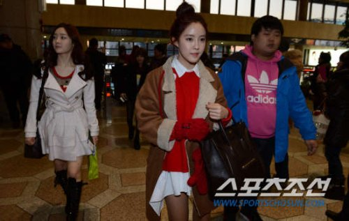 Gimpo Airport to Japan (29)