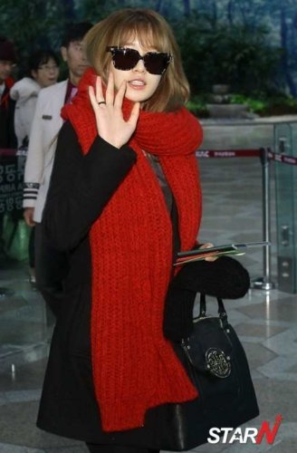 Gimpo Airport to Japan (8)