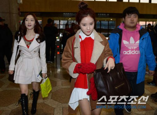 Gimpo Airport to Japan (10)