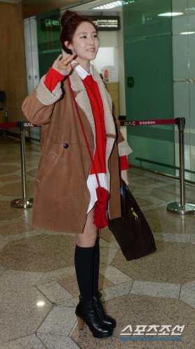 Gimpo Airport to Japan (1)