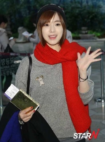 Gimpo Airport to Japan (6)
