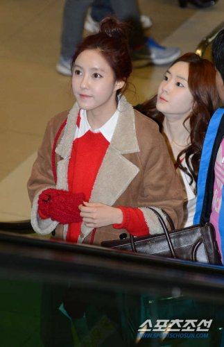 Gimpo Airport to Japan (11)