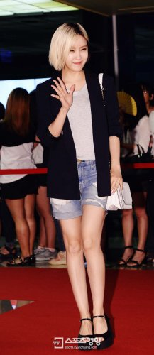 My Ordinary Love Story VIP Premiere (08/2014)