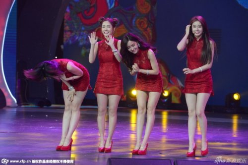 Hunan TV - Chinese Lunar New Year Special (02/2015)