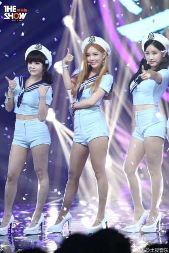 SBS MTV The Show (08/2015)