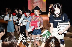 "T-ara ""So Crazy"" Fansign (08/2015)"