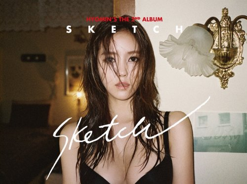 Hyomin 2nd Album 'SKETCH'