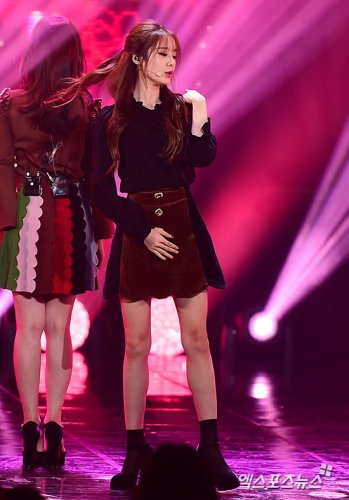 161122 SBS Mtv The Show (11/2016)