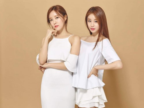 Hyomin & Jiyeon for T-Timing (04/2017)