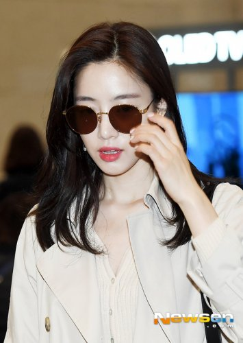 Incheon Airport from Vietnam - Eunjung (03/21)