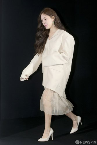 Seoul Fashion Week YCH - Hyomin (03/21)